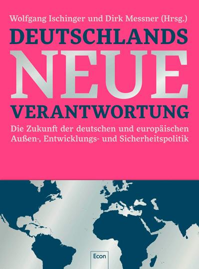 """Buchcover von """"Deutschlands neue Verantwortung"""""""