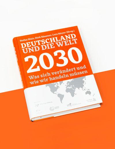 """Buchcover von """"Deutschland und die Welt 2030"""""""
