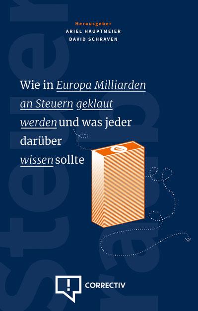 """Buchcover von """"Wie in Europa Milliarden an Steuern geklaut werden und was jeder darüber wissen sollte"""""""