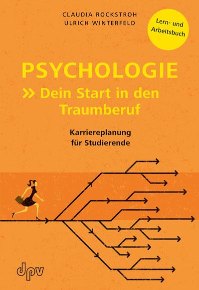 """Buchcover von """"Psychologie: Dein Start in den Traumberuf"""""""